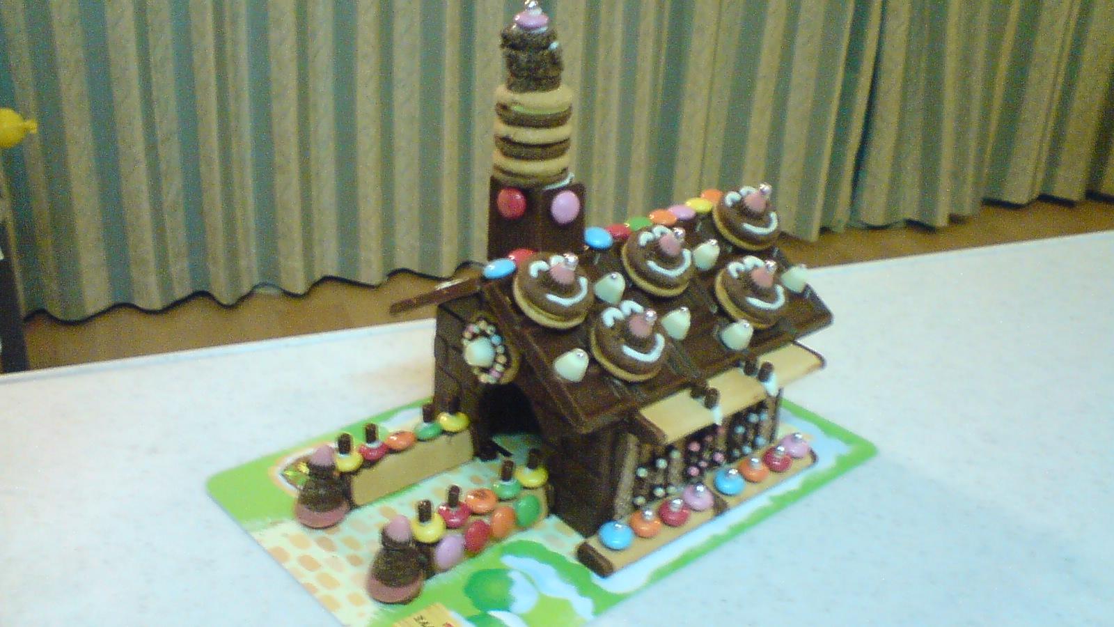 2011 お菓子の家