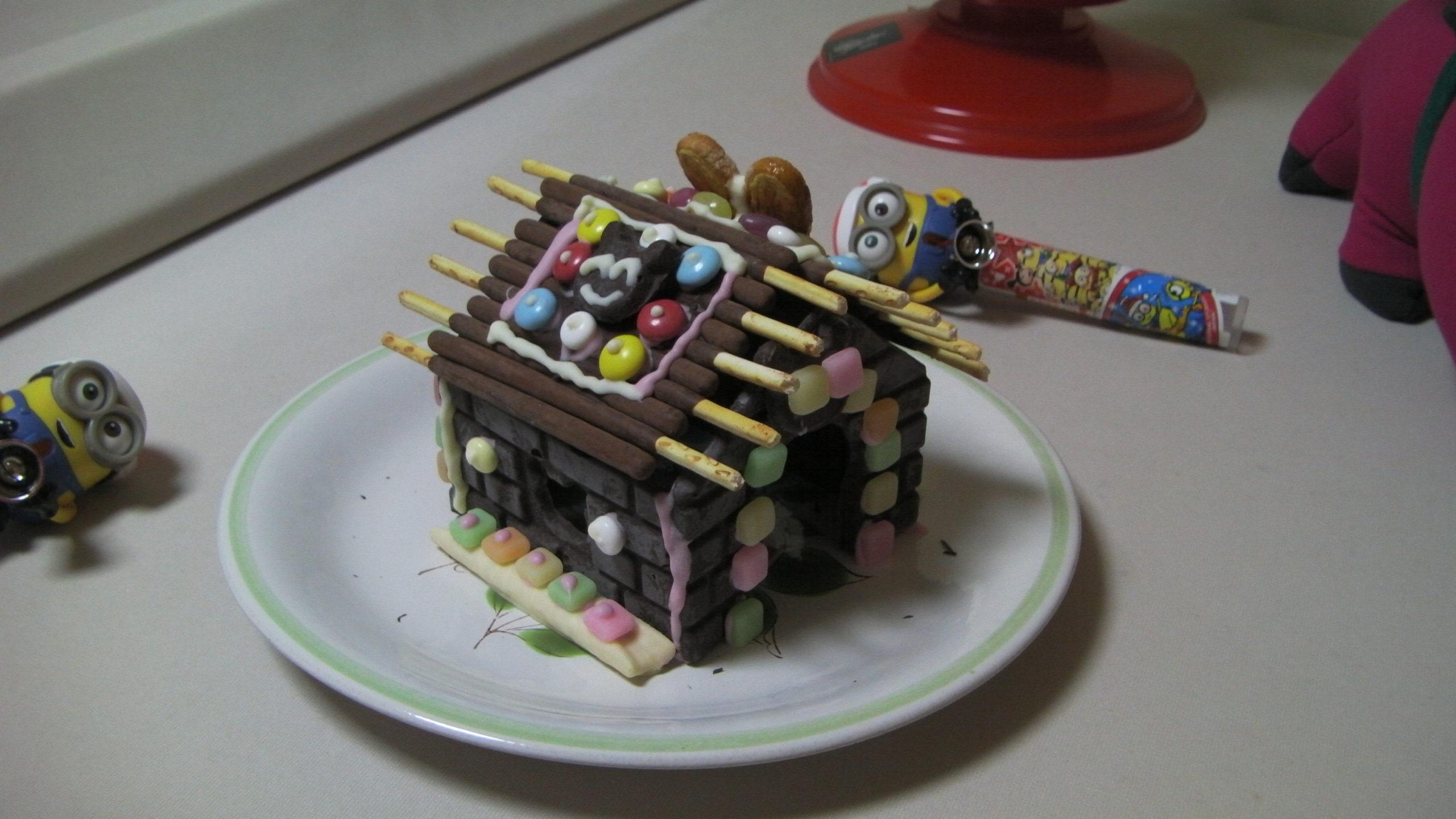 2018 お菓子の家