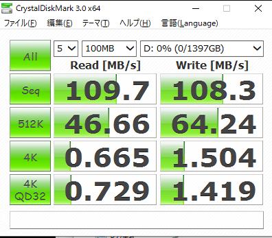 gvisセグメント-windows物理-usb3-miniHDD-ドライブ性能